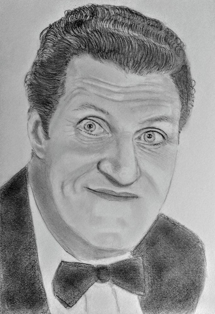 Tommy Cooper by paulb